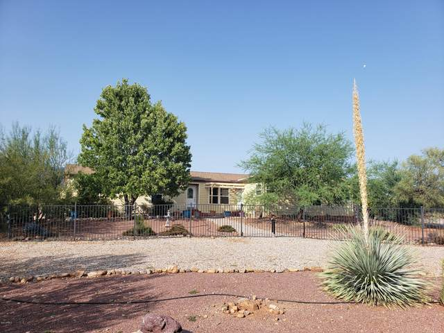 5116 S San Pedro Avenue, Sierra Vista, AZ 85650 (MLS #6135050) :: Midland Real Estate Alliance