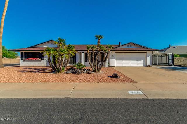 9603 W Wrangler Drive, Sun City, AZ 85373 (MLS #6135054) :: The Daniel Montez Real Estate Group