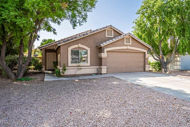 2145 E Saratoga Street, Gilbert, AZ 85296 (MLS #6135065) :: The Results Group