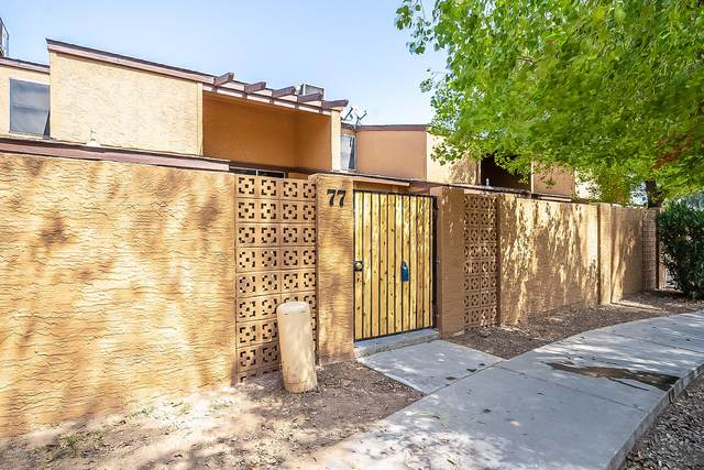 3646 N 67TH Avenue #77, Phoenix, AZ 85033 (MLS #6135068) :: Conway Real Estate