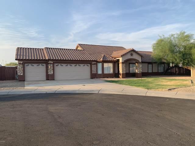 1156 E Avenida Isabela, Casa Grande, AZ 85122 (MLS #6135069) :: Conway Real Estate