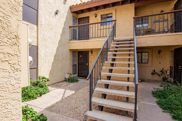 8201 N 21ST Drive C102, Phoenix, AZ 85021 (MLS #6135072) :: My Home Group