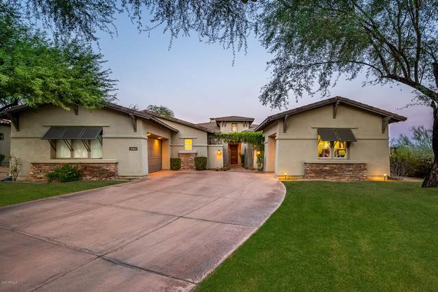 9175 E Mountain Spring Rd. Road, Scottsdale, AZ 85255 (MLS #6135075) :: Conway Real Estate