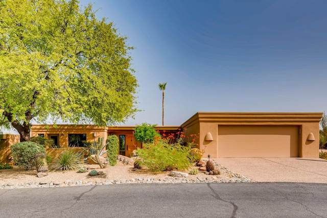 1162 E Beaver Tail Trail, Carefree, AZ 85377 (MLS #6135085) :: Riddle Realty Group - Keller Williams Arizona Realty