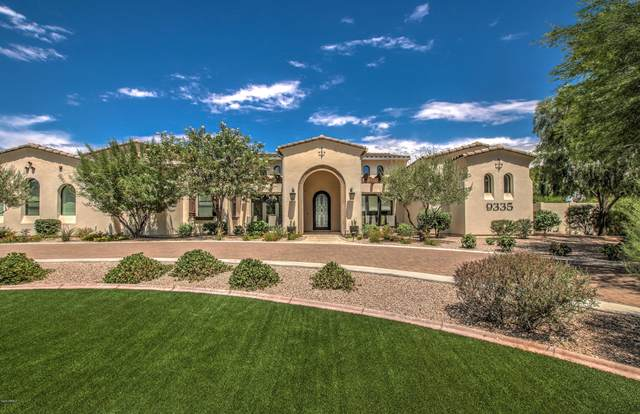 9335 N Morning Glory Road, Paradise Valley, AZ 85253 (MLS #6135086) :: The Carin Nguyen Team