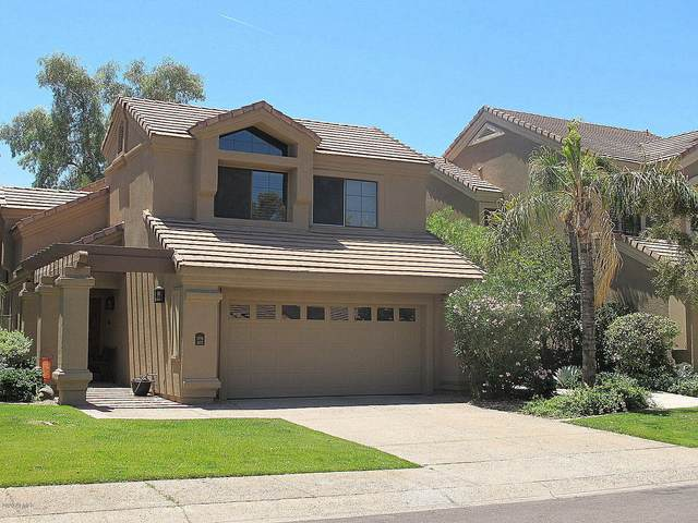 7525 E Gainey Ranch Road #105, Scottsdale, AZ 85258 (MLS #6135101) :: Brett Tanner Home Selling Team