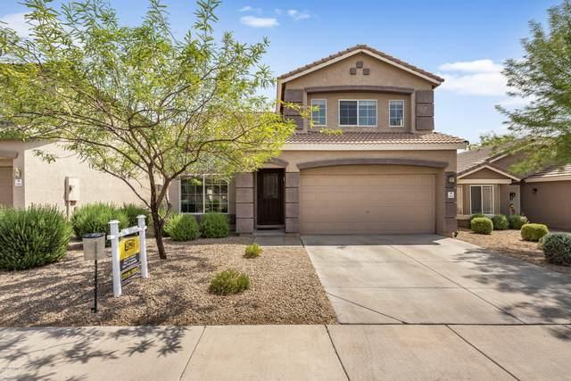 16036 N 11TH Avenue #1064, Phoenix, AZ 85023 (MLS #6135102) :: RE/MAX Desert Showcase