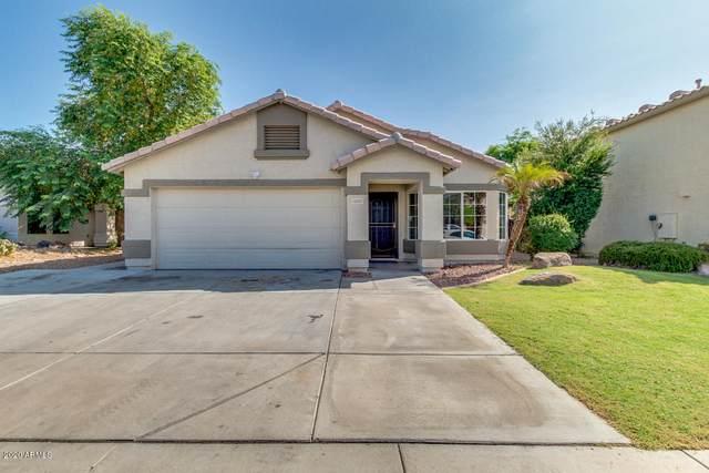 11017 W Lane Avenue, Glendale, AZ 85307 (MLS #6135104) :: The Daniel Montez Real Estate Group