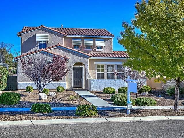 7782 E Bravo Lane, Prescott Valley, AZ 86314 (MLS #6135108) :: The Laughton Team