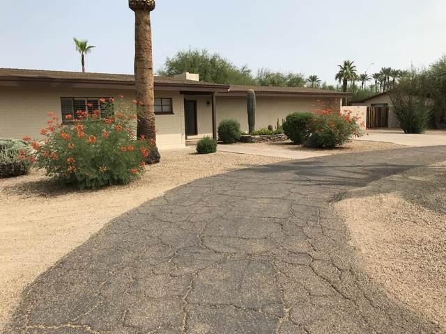 7128 E Sunnyvale Road, Paradise Valley, AZ 85253 (MLS #6135112) :: My Home Group