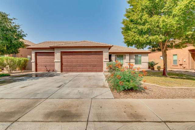 17732 N Kari Lane, Maricopa, AZ 85139 (MLS #6135120) :: The Daniel Montez Real Estate Group