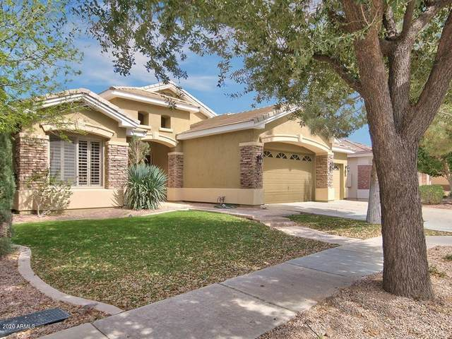 414 W Knight Lane, Tempe, AZ 85284 (MLS #6135133) :: Brett Tanner Home Selling Team