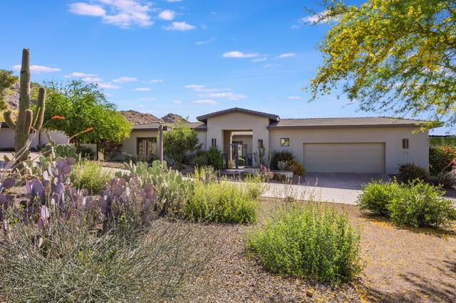 5434 E Lincoln Drive E #79, Paradise Valley, AZ 85253 (MLS #6135141) :: The Carin Nguyen Team