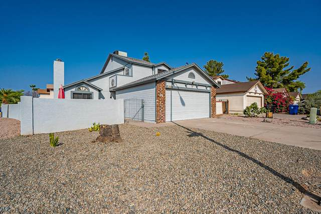 434 N New Haven Street, Mesa, AZ 85205 (MLS #6135144) :: My Home Group