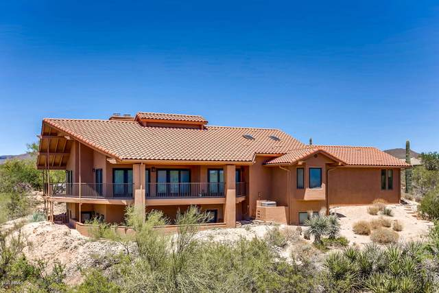36650 N Mule Train Road, Carefree, AZ 85377 (MLS #6135150) :: Riddle Realty Group - Keller Williams Arizona Realty