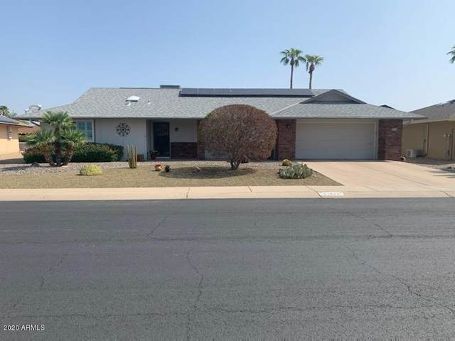 12614 W Beechwood Drive, Sun City West, AZ 85375 (MLS #6135156) :: The Bill and Cindy Flowers Team