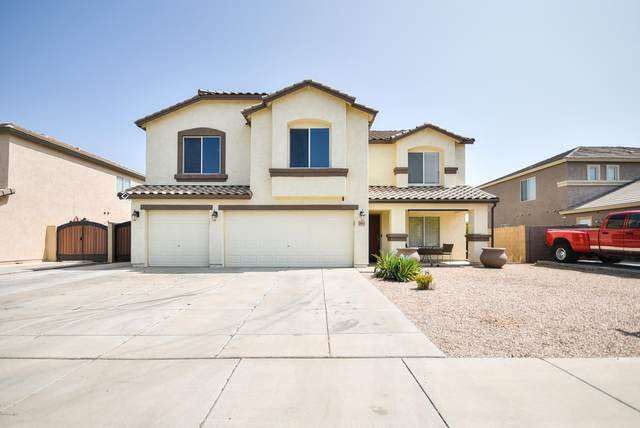 28011 N Titanium Lane, Queen Creek, AZ 85143 (MLS #6135172) :: The Daniel Montez Real Estate Group
