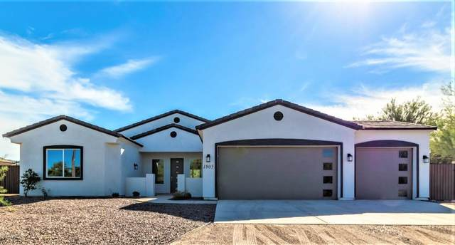 2847 W Elliot Road, Laveen, AZ 85339 (MLS #6135174) :: Service First Realty