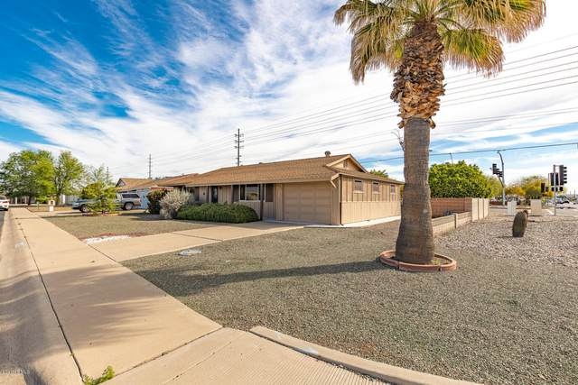 10601 N 99TH Drive, Sun City, AZ 85351 (MLS #6135179) :: The Daniel Montez Real Estate Group