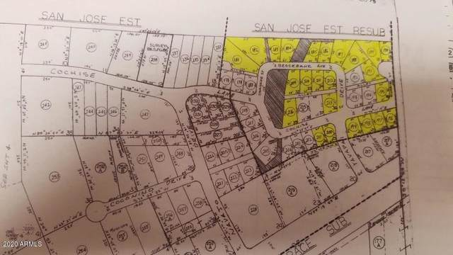 24 Lots Tbd San Jose Estates, Bisbee, AZ 85603 (MLS #6135192) :: The Daniel Montez Real Estate Group