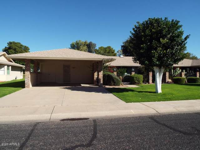 9453 N 110TH Avenue, Sun City, AZ 85351 (MLS #6135227) :: The Laughton Team