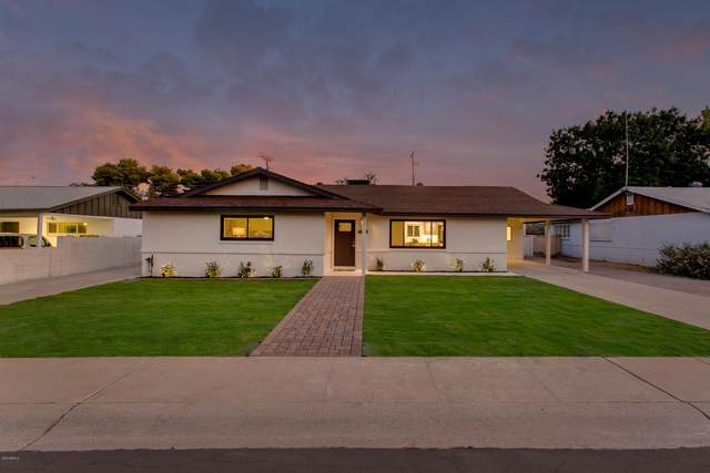 7049 E Latham Street, Scottsdale, AZ 85257 (MLS #6135253) :: Service First Realty