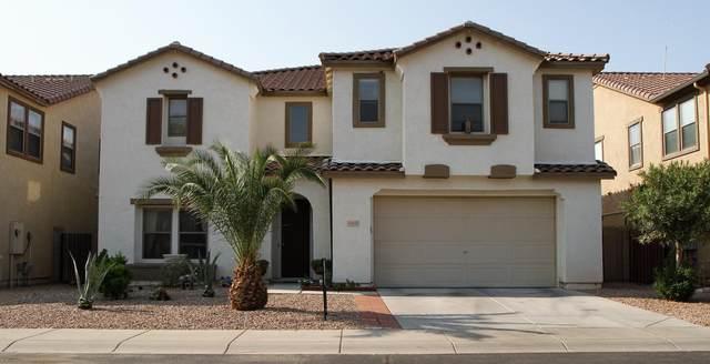 25545 W Pleasant Lane, Buckeye, AZ 85326 (MLS #6135254) :: The Daniel Montez Real Estate Group