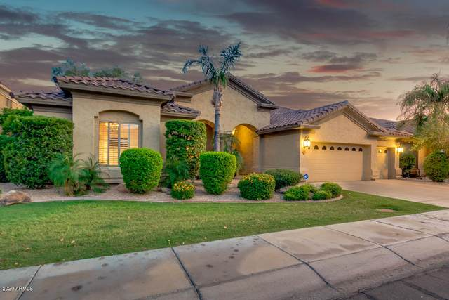 5455 E Ludlow Drive, Scottsdale, AZ 85254 (MLS #6135258) :: Brett Tanner Home Selling Team