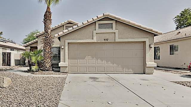 497 S Ash Street, Gilbert, AZ 85233 (MLS #6135291) :: The Results Group