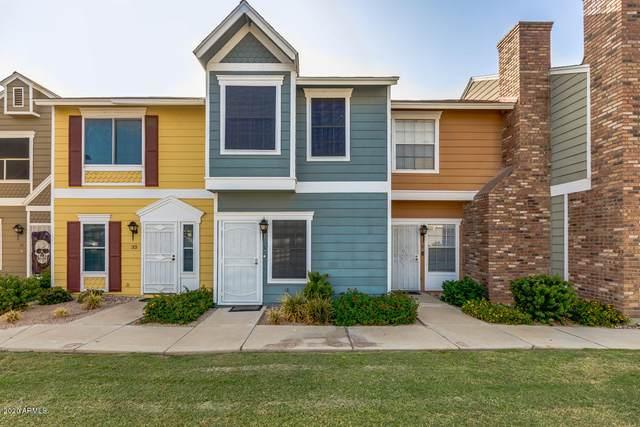 1970 N Hartford Street #32, Chandler, AZ 85225 (MLS #6135293) :: Klaus Team Real Estate Solutions
