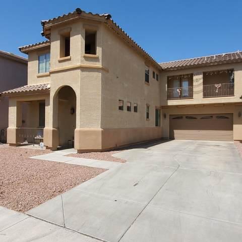 15442 W Laurel Lane, Surprise, AZ 85379 (MLS #6135297) :: The Daniel Montez Real Estate Group