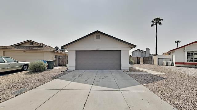 3631 W Wahalla Lane, Glendale, AZ 85308 (MLS #6135301) :: The Daniel Montez Real Estate Group