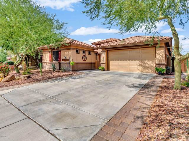 2128 W Clearview Trail, Anthem, AZ 85086 (MLS #6135336) :: Riddle Realty Group - Keller Williams Arizona Realty