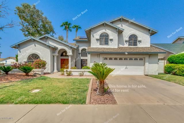 620 W Straford Drive, Chandler, AZ 85225 (MLS #6135348) :: The Daniel Montez Real Estate Group