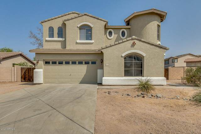 6621 S 16TH Drive, Phoenix, AZ 85041 (MLS #6135369) :: Conway Real Estate