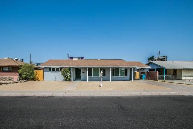 2614 W Mariposa Street, Phoenix, AZ 85017 (MLS #6135373) :: The Bill and Cindy Flowers Team