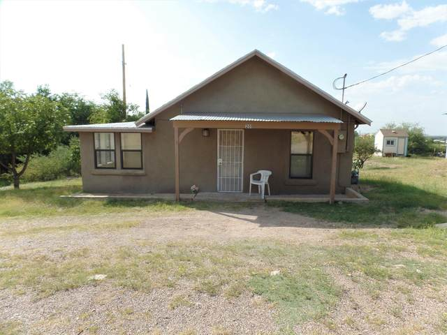201 N 5TH Street, Tombstone, AZ 85638 (MLS #6135400) :: NextView Home Professionals, Brokered by eXp Realty