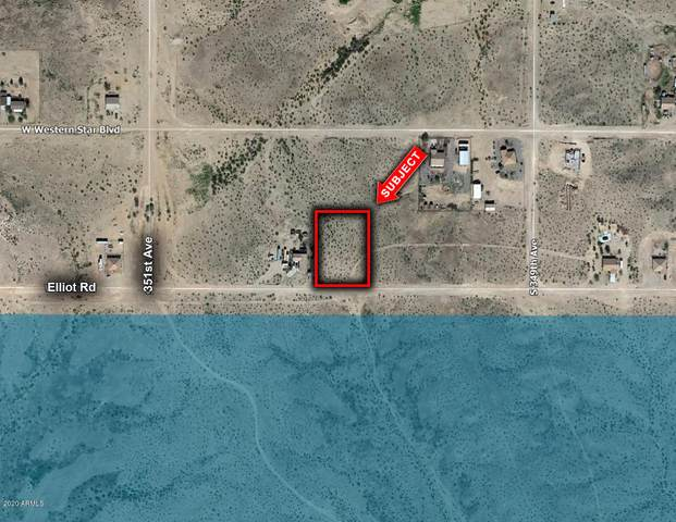 35000 W Elliot Road, Arlington, AZ 85322 (MLS #6135401) :: Howe Realty