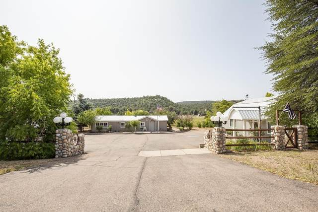 621 W Main Street, Payson, AZ 85541 (MLS #6135404) :: Conway Real Estate