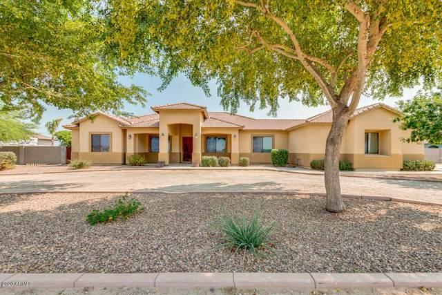 6827 S 221ST Avenue, Buckeye, AZ 85326 (MLS #6135414) :: The Daniel Montez Real Estate Group
