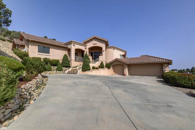 3135 Rainbow Ridge Drive, Prescott, AZ 86303 (MLS #6135416) :: The Laughton Team