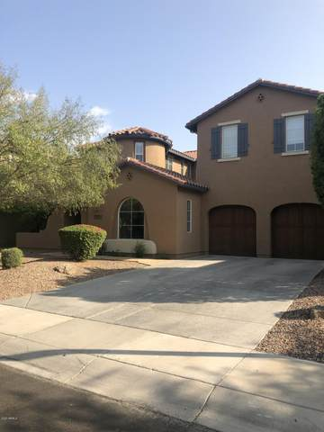 1161 W Sierra Madre Avenue, Gilbert, AZ 85233 (MLS #6135422) :: The Results Group