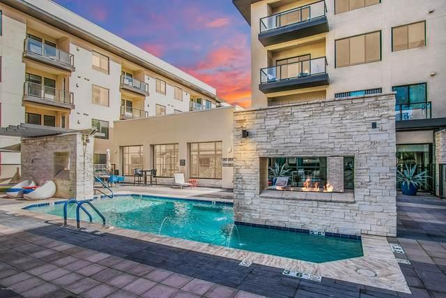 7300 E Earll Drive #4020, Scottsdale, AZ 85251 (MLS #6135424) :: The Daniel Montez Real Estate Group