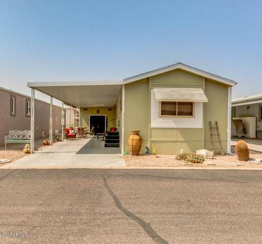 17200 W Bell Road #1718, Surprise, AZ 85374 (MLS #6135439) :: Conway Real Estate