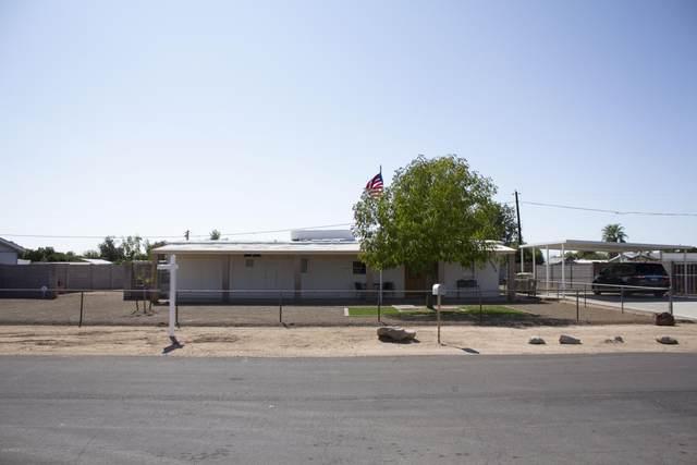 15844 N 66TH Avenue, Glendale, AZ 85306 (MLS #6135441) :: West Desert Group | HomeSmart