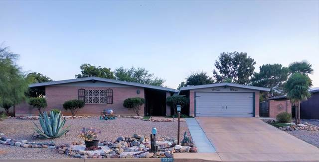 3308 Greenbrier Road, Sierra Vista, AZ 85650 (MLS #6135445) :: The Ellens Team