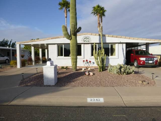 2342 N Floyd Drive, Mesa, AZ 85215 (MLS #6135455) :: Lucido Agency
