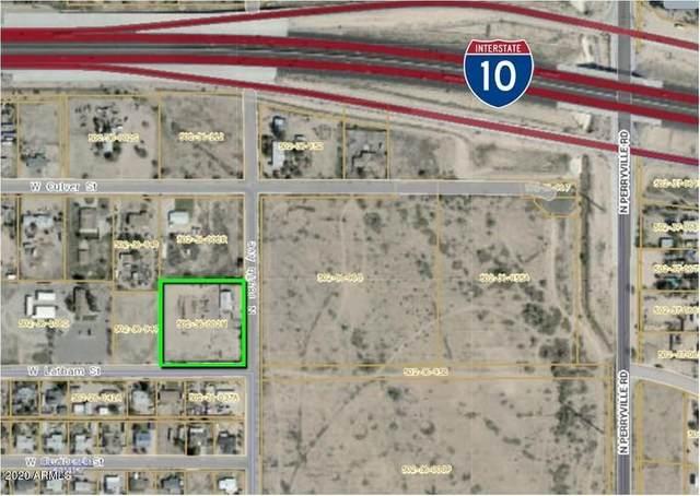 1122 N 189TH Avenue, Buckeye, AZ 85326 (MLS #6135482) :: The Daniel Montez Real Estate Group