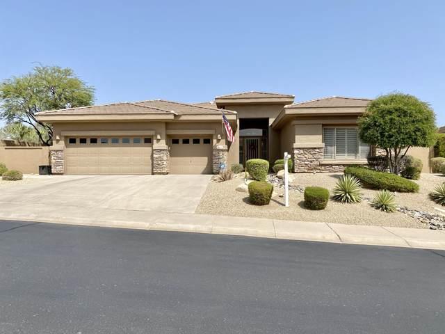 14904 E Summit Drive, Fountain Hills, AZ 85268 (MLS #6135501) :: Devor Real Estate Associates