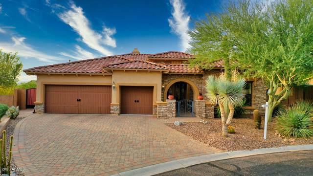 8010 E Sugarloaf Circle, Mesa, AZ 85207 (MLS #6135504) :: Lucido Agency